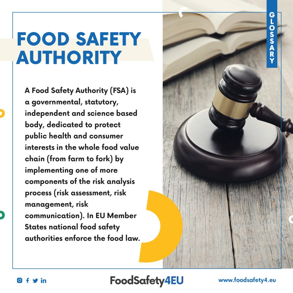 What is the role of a Food Safety Authority? Why is it important for you? Click here to know more!